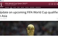 Nóng: Thầy Park vừa lên danh sách hội quân, FIFA hoãn vòng loại World Cup sang năm 2021