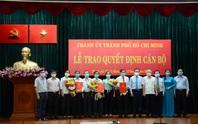 TP HCM điều động nhiều cán bộ cấp quận về Thành ủy