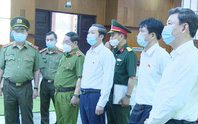 Công tác chuẩn bị Lễ viếng nguyên Tổng Bí thư Lê Khả Phiêu tại quê nhà Thanh Hóa