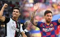 Messi, Ronaldo, Neymar rớt top 3 Cầu thủ hay nhất năm của UEFA