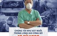 Thứ trưởng Bộ Y tế Nguyễn Trường Sơn: Chúng tôi như xát muối trong lòng khi công bố ca tử vong