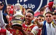 """Arsenal tăng lương """"khủng"""" giữ chân người hùng Aubameyang"""