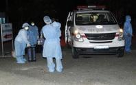 TP HCM: 276 người về từ Đà Nẵng có triệu chứng về hô hấp