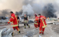 Sau vụ nổ kinh hoàng ở Beirut: Thế giới hướng về Lebanon