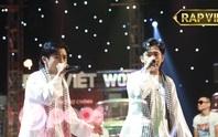 Rap Việt gây sốt vì Ricky Star, King of Rap không thua kém với Pháo