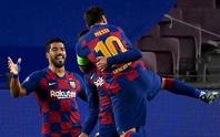 """""""Bí mật"""" giúp Messi thi đấu thăng hoa trước Napoli"""