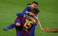 Messi cứu ghế thầy, Barcelona chờ đại chiến Bayern Munich ở Champions League