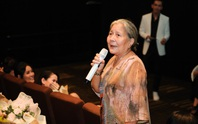 NSƯT Lê Thiện tố vì đạo diễn Nguyễn Phương Điền mà bà bị nhấn nước