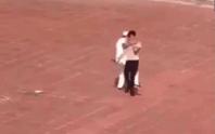 Bộ GD-ĐT lên tiếng vụ bảo vệ đánh người ngay trên sân trường tại Thái Bình