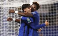 Bom tấn Kai Havertz lập hat-trick, Chelsea bùng nổ League Cup
