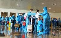 Chuyến bay thương mại quốc tế đầu tiên về Việt Nam, hành khách được cách ly thế nào?