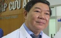 Bắt nguyên giám đốc Bệnh viện Bạch Mai Nguyễn Quốc Anh