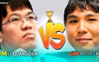 Hạ kỳ thủ số hai thế giới, Lê Quang Liêm vào bán kết Banter Series 2020