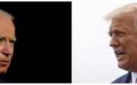Tranh luận tổng thống Mỹ: Ông Biden đột phá hay bị Tổng thống Trump đè bẹp?