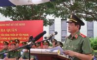 Giám đốc Công an TP HCM chỉ đạo gì trong đợt cao điểm tấn công tội phạm?
