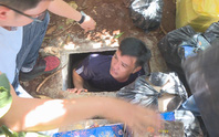 Siêu trộm có 2 căn hầm trú ẩn và 4 khẩu súng bị khởi tố 4 tội danh