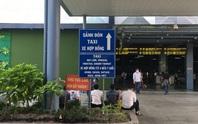 Sau lùm xùm, việc đón khách của xe taxi ở sân bay Tân Sơn Nhất hiện ra sao?