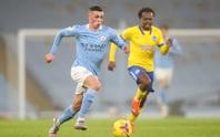 Man City lên Top 3, Tottenham suýt ôm hận trước tân binh