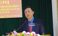Ông Phạm Tiến Nam giữ chức Chủ tịch LĐLĐ tỉnh Quảng Bình