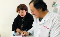 Nghệ sĩ Giang còi nhập viện vì nghi có khối u ở họng