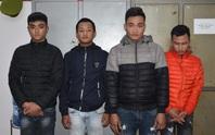 Bắt nhóm chuyên trộm xe máy ở Quảng Nam, Đà Nẵng