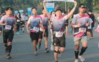 Nhà vô địch leo núi hạ sơn đăng quang Marathon TP HCM