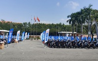 Tây Ninh: Một doanh nghiệp tặng 200 xe máy cho công nhân