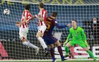 Messi bị đuổi, Barcelona đại bại ở Siêu cúp Tây Ban Nha