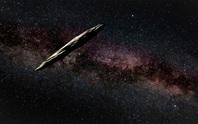 Vật thể lạ từng bay ngang Trái Đất là của người ngoài hành tinh?