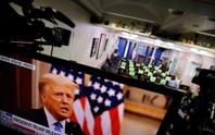 Ông Donald Trump đối mặt tương lai bất định