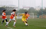 Đội tuyển nữ Việt Nam tăng tốc trước nghỉ Tết