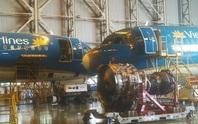 Lo sức khoẻ máy bay nằm sân dài ngày