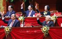 Bầu Đoàn Chủ tịch Đại hội XIII gồm 17 thành viên
