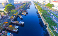 Chợ hoa Xuân Trên bến dưới thuyền Tết Tân Sửu 2021