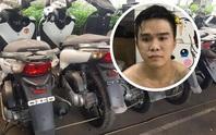 Tên trùm đường dây chuyên trộm xe SH cực lớn ở TP HCM bị bắt