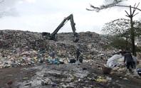 Bạc Liêu: Đau đầu với... núi rác