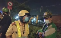 Công an vào cuộc vụ nhóm người quay video giám sát CSGT ở TP HCM