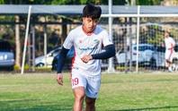 CLB Viettel nói gì về bước ngoặt sang Nhật thi đấu của tiền đạo Trần Danh Trung?