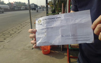 Đồng Nai: Xôn xao clip 30 giây hôi hết 59 triệu tiền rơi trên Quốc lộ 51