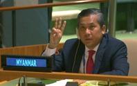 Đại sứ Myanmar cầu cứu tại Liên Hiệp Quốc