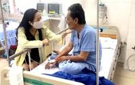 Nghệ sĩ quyên góp hàng trăm triệu đồng hỗ trợ diễn viên Thương Tín