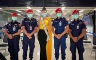 Bị chê đi thi hoa hậu quốc tế mà dở tiếng Anh, Ngọc Thảo nói gì?