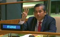 """Myanmar: Đại sứ bị sa thải tuyên bố """"chiến đấu đến cùng"""", căng thẳng leo thang"""