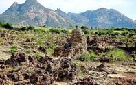 Xâm hại bãi san hô hóa thạch Karang