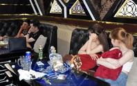 Bắt quả tang 37 nam, nữ biến quán karaoke, khách sạn thành nơi thác loạn ma túy