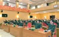 Bộ trưởng Tô Lâm cùng 3 tướng lĩnh, sĩ quan công an được giới thiệu ứng cử đại biểu QH