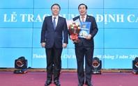 PGS Ngô Minh Xuân thôi chức Hiệu trưởng Trường ĐH Y Khoa Phạm Ngọc Thạch