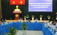 Quận Bình Tân phải có giải pháp về vấn đề gia tăng dân số