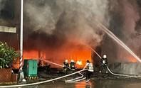 Đài Loan: Nổ lớn, tòa nhà 13 tầng cháy suốt đêm, 46 người chết