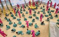 """Công nhân Hàn Quốc ảnh hưởng tâm lý bởi phim """"Trò chơi con mực"""""""